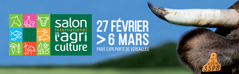 Salon de l 39 agriculture 2016 syndicat hippique boulonnais for Concours salon de l agriculture